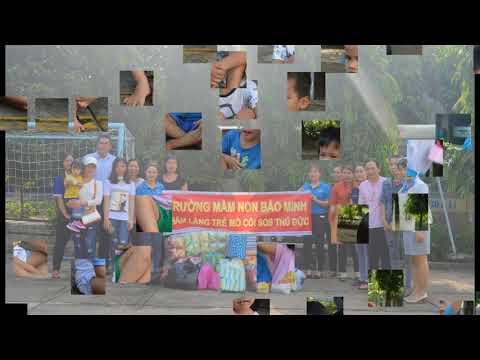Hoạt động vui chơi của các bé trường Mầm non Bảo Minh (Quận 9)
