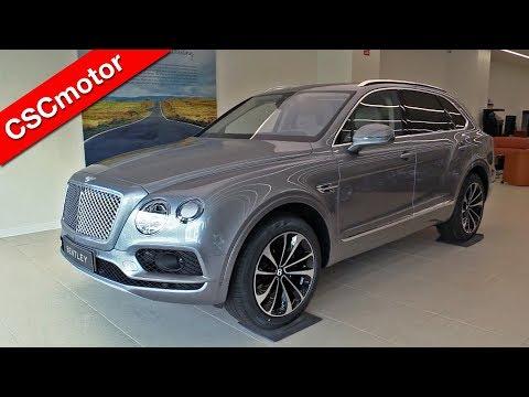 Bentley Bentayga - 2016 | Revisión en profundidad y encendido