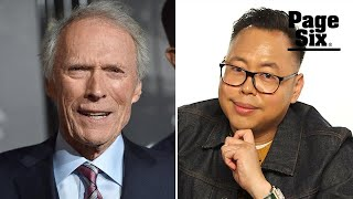 Nico Santos' awkward 'Asian' audition for Clint Eastwood | Page Six