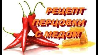 Рецепт Перцовой настойки с медом(классический).