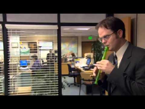The Office: Random Funny Moments [Part 1]