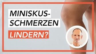 Meniskus-Schmerzen: Diese Übungen können WIRKLICH helfen!