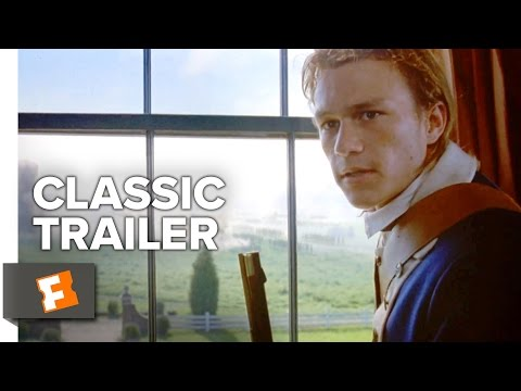 The Patriot trailers