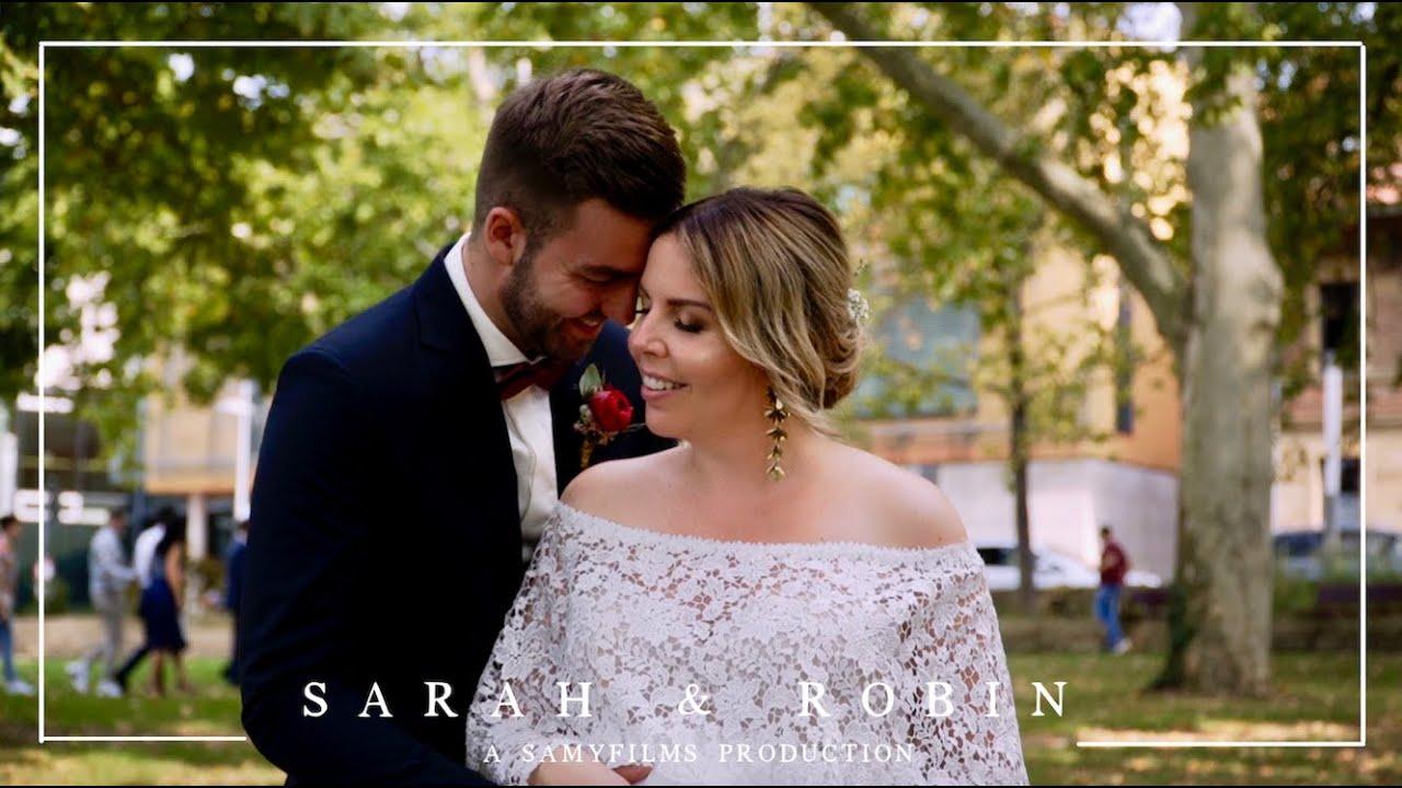 Standesamtliche Trauung Sarah & Robin