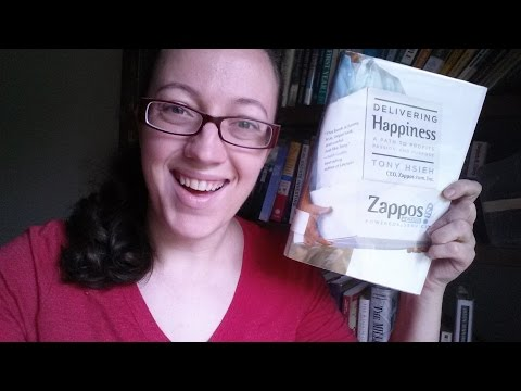 Delivering Happiness {Book Review}
