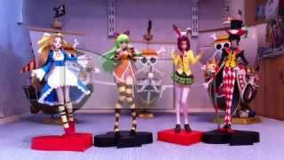 My Anime Figure Collection: Close Up -  Episode 6 Nunnally In Wonderland Figures