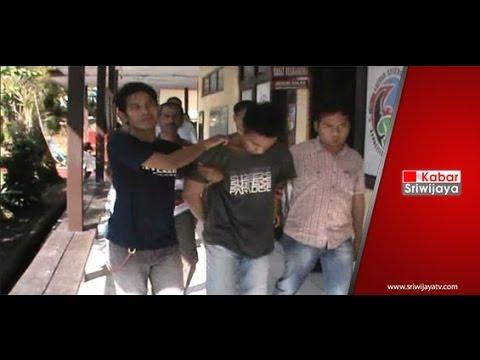 Polres Lahat Bekuk Pengedar Narkoba Antar Kabupaten