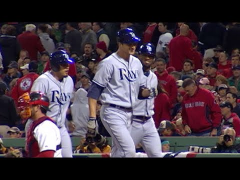 2008 ALCS Gm3: The Rays pound four homers in Game 3