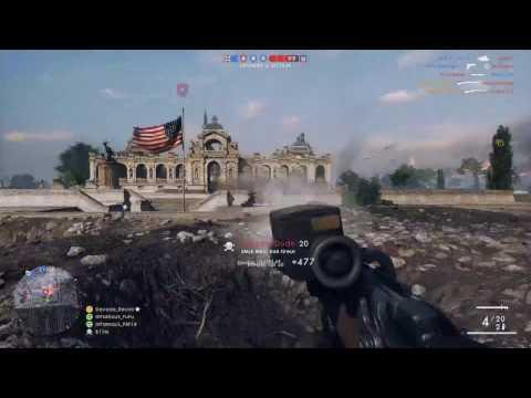 Rise Of The Sniper | A Battlefield 1 Aggressive Recon Montage