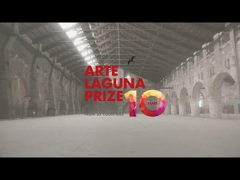 BACKSTAGE 10th ARTE LAGUNA PRIZE - March 2016