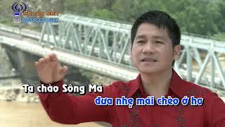 [KARAOKE HD] Chào Sông Mã Anh Hùng - Trọng Tấn