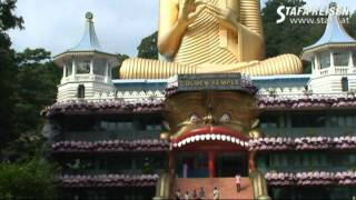 Gambar cover STAFA REISEN Vide: Polonnaruwa Dambulla, Sri Lanka