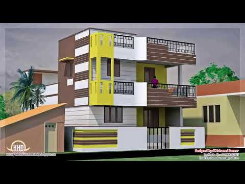 South Indian Home Front Door Design (see description)