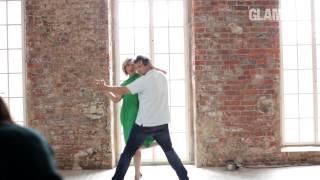 Марина Ким и другие успешные женщины берут у Glamour урок танго
