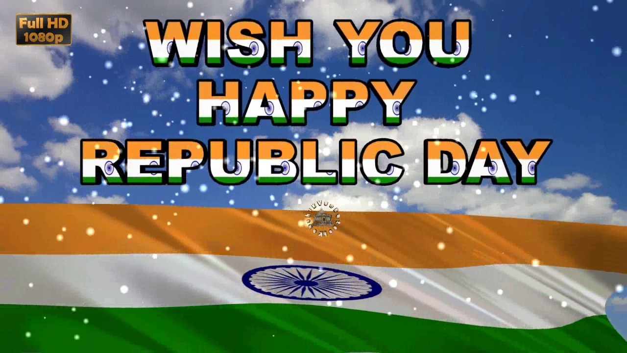 Happy republic day 2018 wisheswhatsapp videogreetingsanimation happy republic day 2018 wisheswhatsapp videogreetingsanimationmessagedownloadhindi26 january youtube m4hsunfo