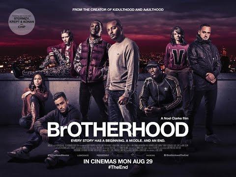 BROTHERHOOD Trailer - Noel Clarke [HD] 2016