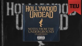 Hollywood Undead Up In Smoke Lyrics Video