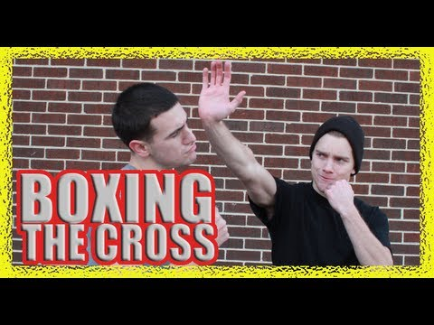 STREET BOXING 2/6: The Cross or Straight Right Hand in a Street Fight