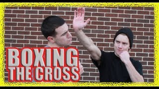 Video STREET BOXING 2/6: The Cross or Straight Right Hand in a Street Fight download MP3, 3GP, MP4, WEBM, AVI, FLV Agustus 2017