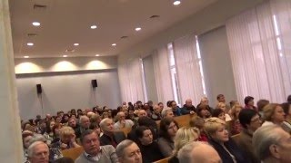 Отчёты Главы города и Руководителя Администрации города Протвино. 25 февраля 2016(, 2016-02-27T03:11:02.000Z)
