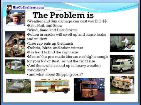how to build a quality portable carport assembly instructions kit ez for rv or boat shelter