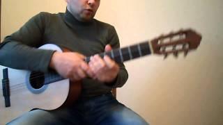 Как играть на гитаре.Ирина Круг-Моя королева.Аккорды.Бой