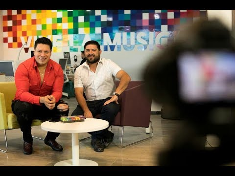 Banda MS Entrevista #HijosDeLaMañana FB LIVE LIZOS MUSIC