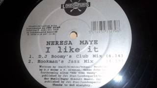 RTQ Neresa Maye - I like it (D.J. Boomy