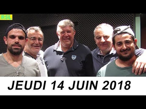 [PODCAST] #31 L'Écho Des Tintaines - 14/06/2018 Interview AJPC