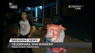 BREAKING NEWS - Ini Kesaksian Warga Sumur, Banten Saat Gempa 7,4 M Mengguncang