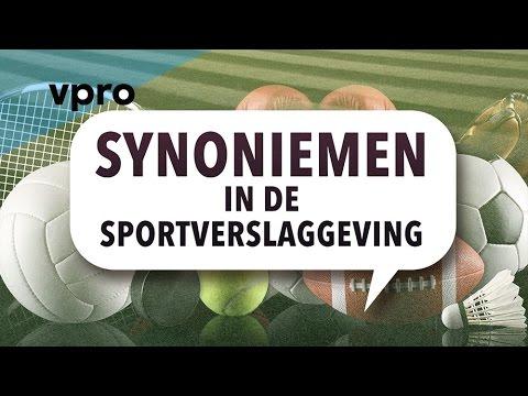 Synoniemen in de sport - Zondag met Lubach (S05)