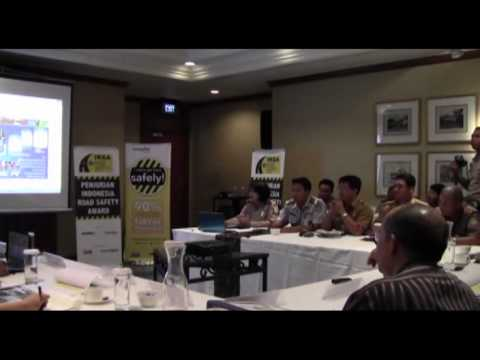 Indonesia Road Safety Award 2014: Kota Bekasi