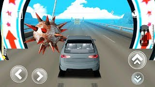 Deadly Race #10 (Speed Car Bumps Challenge) | Games Android and iOS