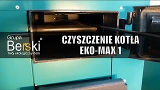 Czyszczenie kotła | Kocioł na ekogroszek EKO-MAX 1 Berski