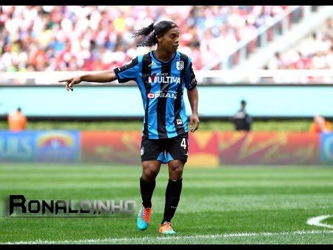Ronaldinho Skills ●2015● | HD | *-*