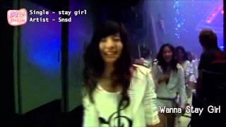 [KARAOKE/THAI] FMV.stay girl snsd