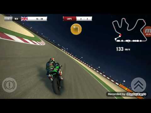 SBK 16 Mobile Game   Losail Round 13 Race 1