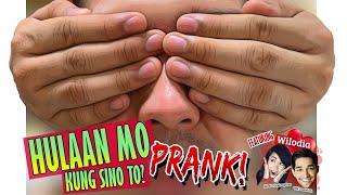 Hulaan Mo Kung Sino To Prank (May Nagalit!) Ft. WILODIA