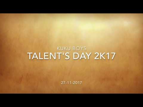 Sharjah Indian School Talent's Day 2K17 by kuku boys