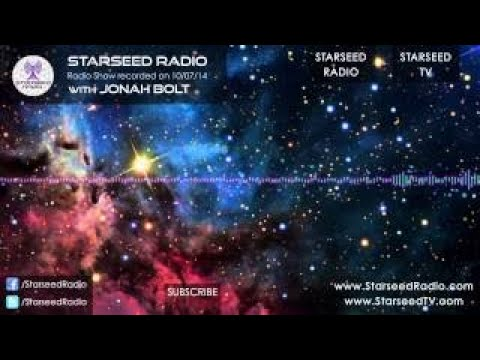 Starseed Radio Show recorded on 10/07/14 with Jonah Bolt