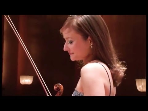 ARABELLA STEINBACHER: Mozart Violin Concerto in G major ~ Gothenburg Symphony/Albrecht