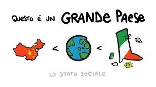 Lo Stato Sociale con Piotta - Questo è un grande Paese - Videoclip