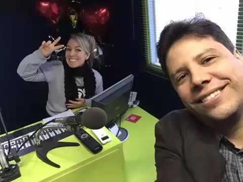 Entrevista Na Radio Atlantida Joinville No Programa Get Up Da Ju Pamplona
