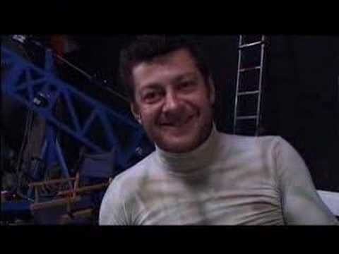 LotR: TT LE - Andy Serkis On Filming