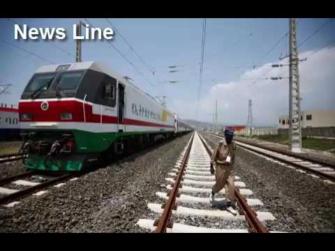 Ethiopia has a lot riding on its new, Chinese-built railroad to the sea