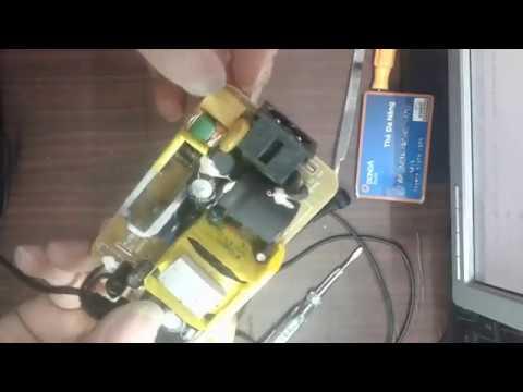 nguồn xung adapter - CASIO AD-12MLA