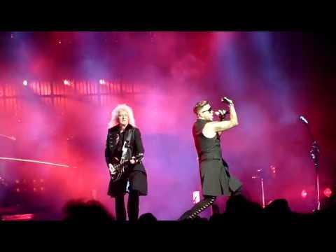Queen + Adam Lambert - Hammer to Fall