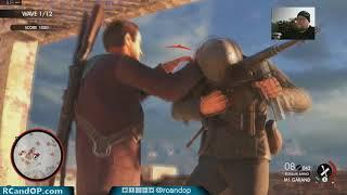 Quick Sniper Elite 4 survival gameplay