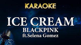 Blackpink - 'ice cream with selena gomez ' m v   karaoke lyrics instrumental for more songs subscribe to megakaraokeso...