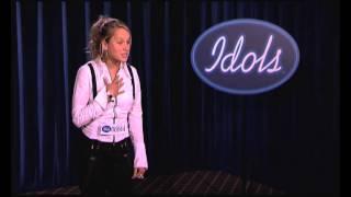 "Fantastic Alice singing ""Natural Woman"" by Aretha Franklin - Audition - Idols season 2"